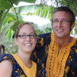 Gisela & Peter; Liberia - Debriefing